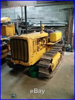 1947 Caterpillar Tractor D2