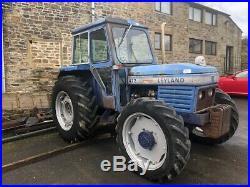 1981 Leyland 472 Tractor