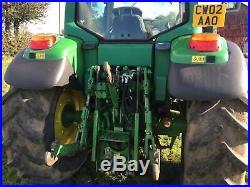 2002 Tractor John Deere 6420s
