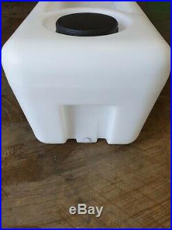 200L Valeting Water Tank, 1/2 Insert, Storage, High Capacity, Free Delivery