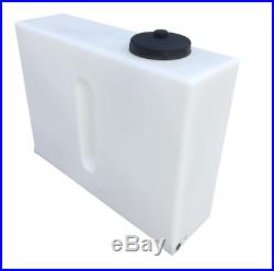 250L Litre Upright Plastic Water Storage Tank Valeting Window Cleaning Camping