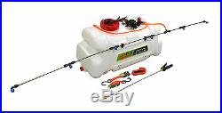 ATV QUAD 12v AGRICULTURAL SPRAYER 50 Litres with 2.1 metre BOOM and hand lance