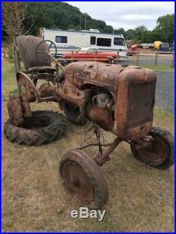 Allis Chalmers Model B Tractor 1939/1940 For Restoration