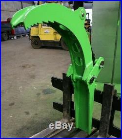 Avant loader pallet fork log grab inc VAT