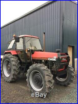 Case David Brown Tractor