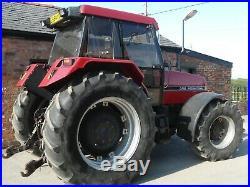 Case Ih Maxxum Tractor 5140