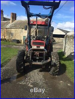 Case international 895 tractor