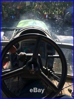 Claas 697 50k Tractor