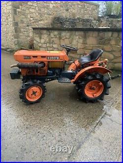 Classic Kubota B6001 Compact Tractor