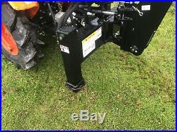 Compact Tractor Backhoe