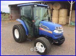 Compact tractor 4x4 40hp immaculate iseki