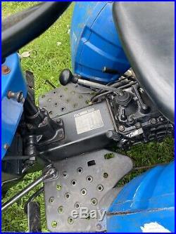Compact tractor iseki 2160 4wd