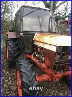 David Brown 1390 4WD Case Tractor
