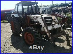 David Brown 1490 4WD Standard Gearbox Case Tractor and loader
