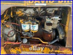 David brown 885 tractor