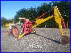 David brown 990 tractor With Db Back Actor Plus Vat