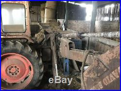 David brown tractor 996 With Loader And Digger