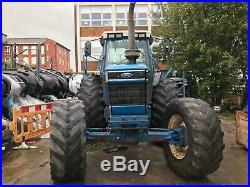 FORD 8630 1991 6.6 6cyl turbo diesel (price + VAT)