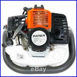 FUXTEC FX-PR165 Handramme Pfosten Ramme Pfahlramme Gartenarbeit Zaunpfahlramme