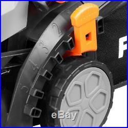 FUXTEC Rasenmäher 2x20V mit Akku FX-E1RM20 Mäher Elektorasenmäher Akkumäher