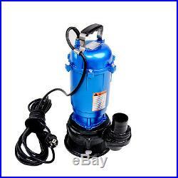 Fäkalienpumpe 550w M Schmutzwasserpumpe 2 Storz C Kupplung C-schlauch Pumpe