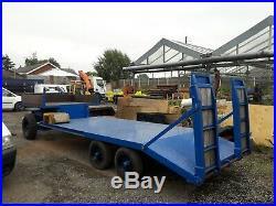 Farm trailer / plant trailer