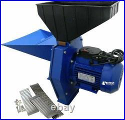 Feed mill grinder Corn grain oats wheat hay straw Crusher 1700W-220V-240V