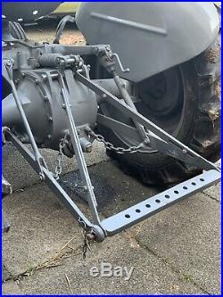 Ferguson T20 Tractor Grey Fergie