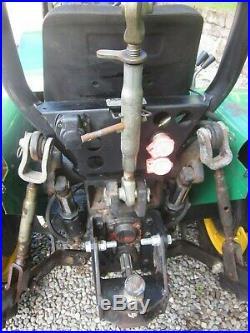 Ferrari Vipar AR40 Articulated Alpine Compact Tractor