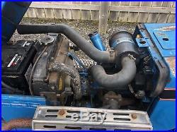 Ford 1220 Compact Tractor New Holland garden tractor kubota Massey Ferguson