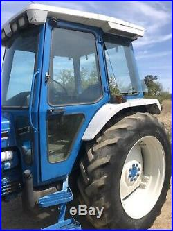 Ford 5610 Series 2 Super Q 2WD Tractor