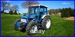 Ford 7610 Series 2 tractor