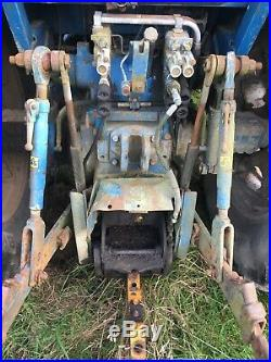 Ford 8730 tractor