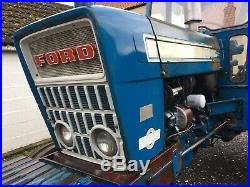 Ford / Fordson 7000 classic tractor NO VAT