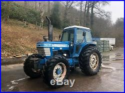 Ford TW15 6 Cylinder Turbo Tractor Price EXC VAT ONO