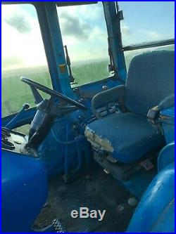 Ford TW 20 Tractor Four wheel drive 4x4