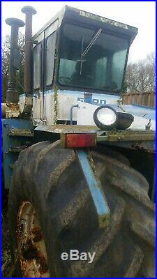 Ford fw30 used classic tractor