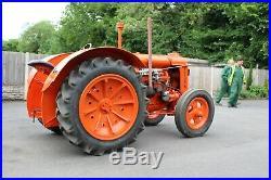 Fordson Standard N Vintage Tractor 1938