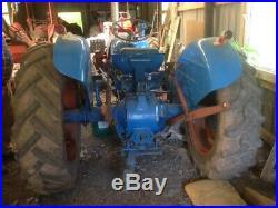Fordson Super Dexta Tractor