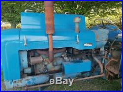 Fordson Super Major new performance classic tractor