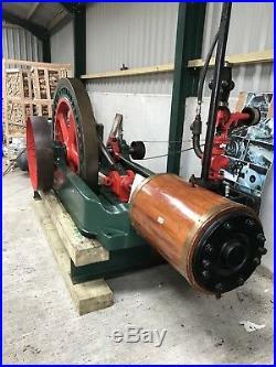 Fred Dibnahs kathleen Manlove & Alliot Stationary Steam Beam/old mill Engine