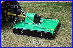 G-TM110 Topper Mower 1.1m Wide For Compact Tractors