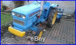 Hinomoto E23 Compact Tractor