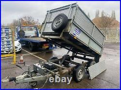 Ifor Williams Tt85g Twin Axle Tipper Trailer 2700kg Gross Weight