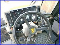 JCB Fastrac 1115, 6 cylinder diesel 4x4, low hours, clean genuine machine
