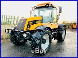 JCB Fastrac 3185 Tractor (1999) (£16900 + Vat) MISC-0352