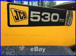 JCB Telehandler 530-70 farm special Loadall