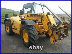 JCB Telehandler Loadall 530 70 Agi Special
