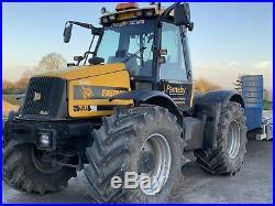 Jcb 2135 Fastrac 1998