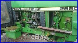 John Deere 2650 2wd Tractor
